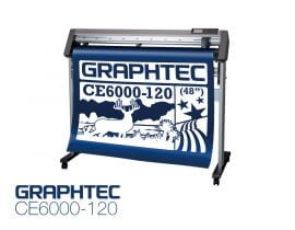 Mesin Cutting Plotter JakartaClothing Graphtec CE6000 - 120